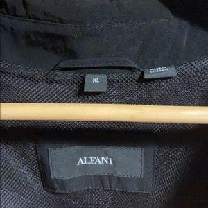 Black Alfani men's jacket